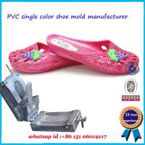 Soft Comfortable PVC Shoe Mold Cute Pattern Elegant Appearance Manufactures