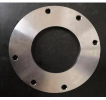 Carbon Steel CNC Motor Parts Centrifugal Pump Flange Water Pump Parts Manufactures