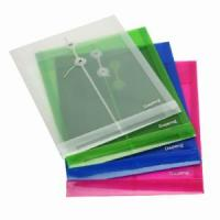 Plastic A4 Paper Bag for Promotion (F-A018) Manufactures