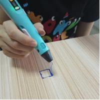 Children Creo Pop 3d Pen Printing , 1.75mm Filament 3d Printer Pencil Manufactures
