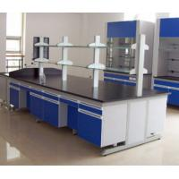 Chemistry Modular Science Lab Tables , Firm Structure Chemistry Lab Tables Manufactures