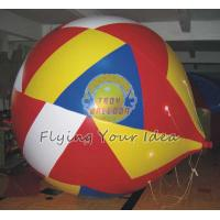 Customized Colorful Inflatable Advertising Balloon with Good Elastic for Science research Manufactures