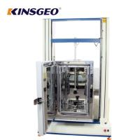 Korea TEMI880 Auto Fabric CRE Extension Universal Tensile Testing Machine with 0.5~500mm/min Speed Manufactures