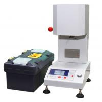 Full Load Melt Flow Index Tester , AC220V 50Hz Rubber Testing Machine Manufactures