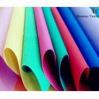 China Polyester Oxford Fabric with PU PVC Coating for Tent/Bag on sale