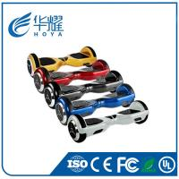 6.5 inch 2 Wheels Self Balancing Board e-scooter electric scooter With Bluetooth Manufactures