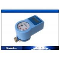 "Electrical Smart Water Meter RS485  , 1/2"" to 1 Water Meter With Remote Reader Manufactures"