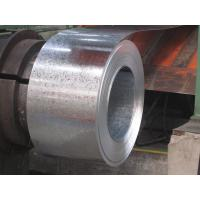 EN10147 Zero Spangle Hot Dipped Galvanized Steel Strip with Passivated and Oiled Manufactures