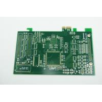 Buy cheap Gold Plated Controlled Impedance PCB Board 24 Layer Double Sided from wholesalers
