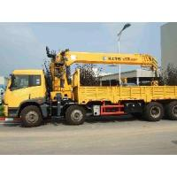 XCMG SQ16K4Q Truck Mounted Telescopic Boom Crane 16t Manufactures
