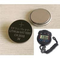 Buy cheap Electronic Watches 3V Coin Battery High Drain 20 * 3.2mm  Long Life from wholesalers