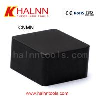 CBN turning insert Halnn BN-S30 CNMN120716  for turning gray cast iron HT200  parts brake discs Manufactures