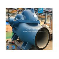 High Pressure Fire Fighting Pumps , Centrifugal Fire Pump Ductile Cast Iron Casing Manufactures