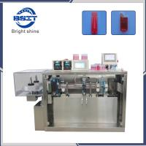 Plastic Ampoule Forming Filling Sealing Machine for thimerosal/hand washing liquid/ shampoo/bath liquid Manufactures