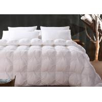 13.5 Tog Duck Feather And Down Double Duvet King Size / Queen Size For Home Manufactures