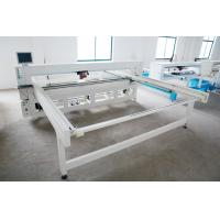 China 4500 * 3400 * 1400mm Mattress Quilting Machine , 2200 Needle / Min Quilting Sewing Machines on sale