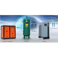 Direct drive rotary type 37KW double screw air compressor factory in China Manufactures