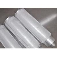 China Cylinder Stainless Steel Mesh Filter Cartridge Single Open End Type on sale