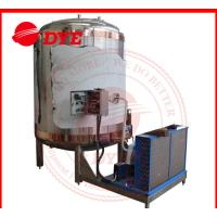 Pipe Welding Vertical Custom Cold Water Tank For Berwery Line 2MM Thickness Manufactures