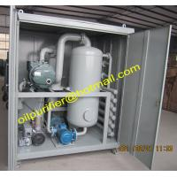 Buy cheap Dielectric oil filtration machine,degasification unit for power Transformer,cable oil purification plant from wholesalers