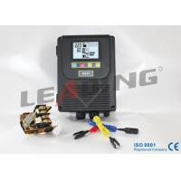 Single Phase Water Well Pump Control Box , Well Pump Controller For Drainage System Manufactures