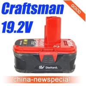 Craftsman Diehard 19.2V Li-Ion Battery 19.2Volt power tool battery 130285003 Manufactures