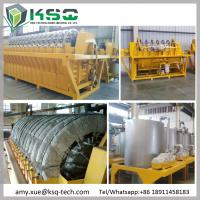 China Ore Dewatering Mining Filter Ceramic Disc Filter 8% Cake Moisture on sale
