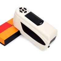 Portable Skin Color Meter NR200 Colorimeter Manual Calibration With PC Software Manufactures