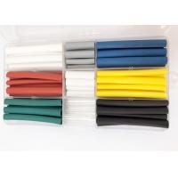 China 90PCS Colorful Polyolefin Heat Shrink Tubing For Mobile Phone Data Cable Or Wire Repair on sale