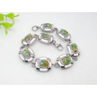 Stainless Steel charm bracelet 1400013 Manufactures