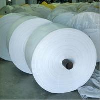 Professional Recycled Woven Polypropylene Banner Roll For UV Printing A50 Manufactures