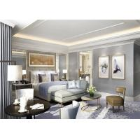 Luxurious Commercial Hotel Style Bedroom Furniture Five Years Warranty Manufactures