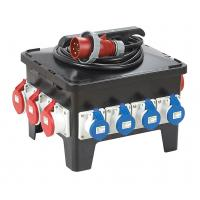 Overcurrent Protection Portable Distribution Box IP66 Weather Proof Manufactures