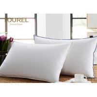 4 - 5 Star Hotel Quality Pillows 30% Duck Down Pillows 50*80cm Manufactures