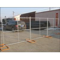 Quality Easy Moving Temporary Residential Fencing , Lightweight Temporary Fencing for sale