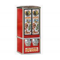 Colorful Sticker Vending Machine , Fully Automatic Vending Machine Manufactures