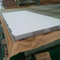 ASTM A240 304 Stainless Sheet Plate 0.5 - 6mm With 2B BA Finish Stainless Sheet HL 8K Mirror Surface PVC Film Coated Manufactures
