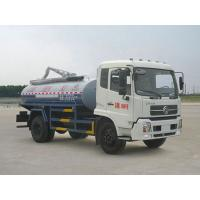 9 m3 Dongfeng Tianjin new fecal suction truck (CLW5160GXED4) Manufactures
