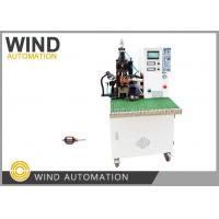 Fully Automatic Commutator Bar Fusing Welding Machine For Small DC Brushed Motor Manufactures