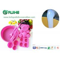 Quality Eco Friendly Platinum Curing Silicone Waffle Mold / Food Safe Silicone Mold LFGB for sale
