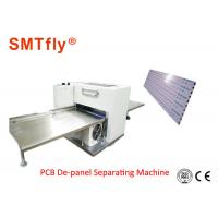 Multi Blades V Cut PCB Depaneling Machine Unlimited Cutting Length SMTfly-1SN Manufactures