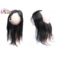 Natural Hairline 360 Human Lace Front Wigs With No Mixed Short Hair Manufactures