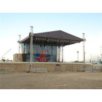 Outdoor Event Big Show Concert Light Duty Project Truss With Tent Manufactures