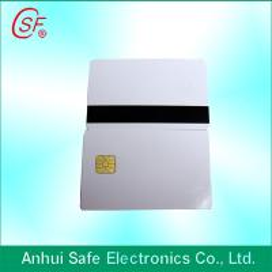 inkjet magnetic strip pvc card Manufactures