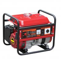Light Weight 4 Stroke Portable Generator Single Phase 1KW 1KVA Air Cooling Manufactures