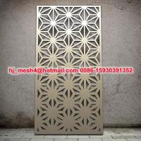2015 Hot Sale laser cut privacy screens Manufactures