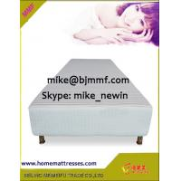 China Solid wood frame bed base on sale