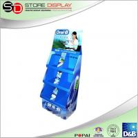 China point of sale cardboard display stand for cosmetic advertising from China on sale