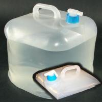 China 5-gallon Collapsible Water Container with 20L Foldable Water Buckets on sale