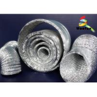 Insulated 3 Inch Flexible Exhaust Duct Air Conditioning Ventilation Type Manufactures